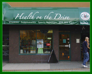 Health on the Drive, 1458 Commercial Dr, Vancouver BC